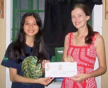 Education for Nature - Vietnam check presentation