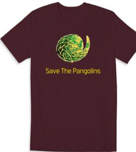 Save the pangolins