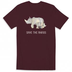Save the rhinos