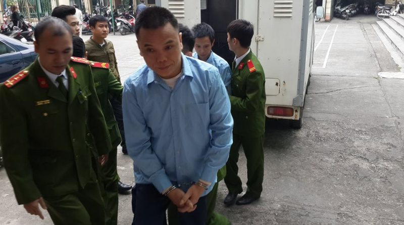 Illegal wildlife trade kingpin, Nguyen Mau Chien