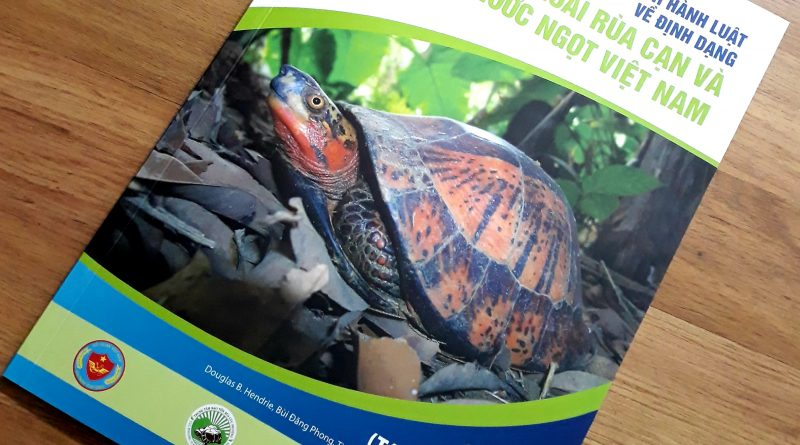 Freshwater and turtle ID guide for Vietnamese Customs and law enforcement agencies